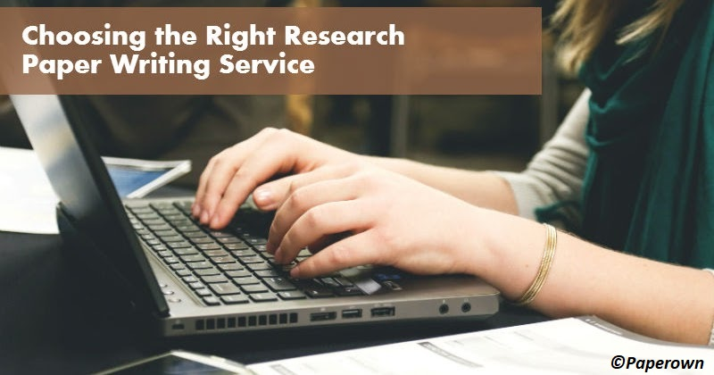 Research and writing services group)